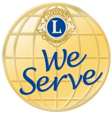 Lions Club members honour their motto: We Serve.